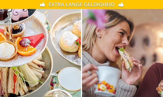Lunchproeverij in hartje Groningen