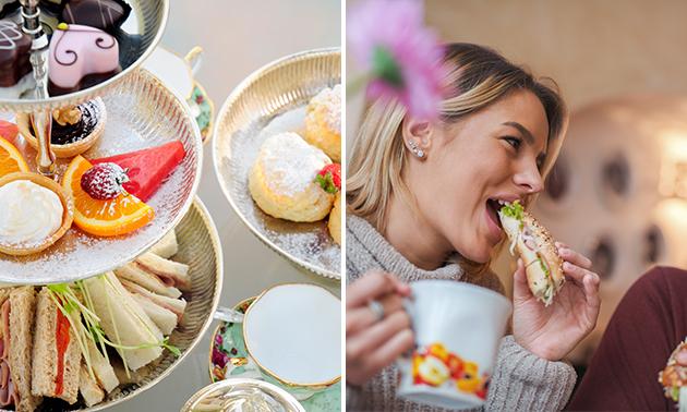 Afhalen: luxe high tea bij Brasserie SPH