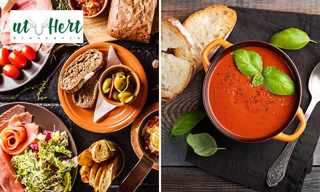 Thuisbezorgd of afhalen: borrelbox of soep bij Brasserie Ut Hert