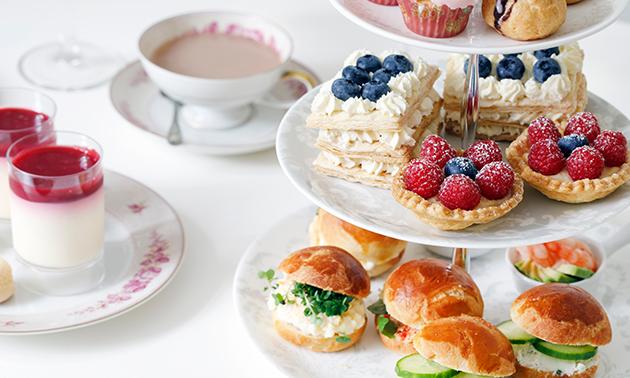 Thuisbezorgd of afhalen: high tea bij Broodje Apart