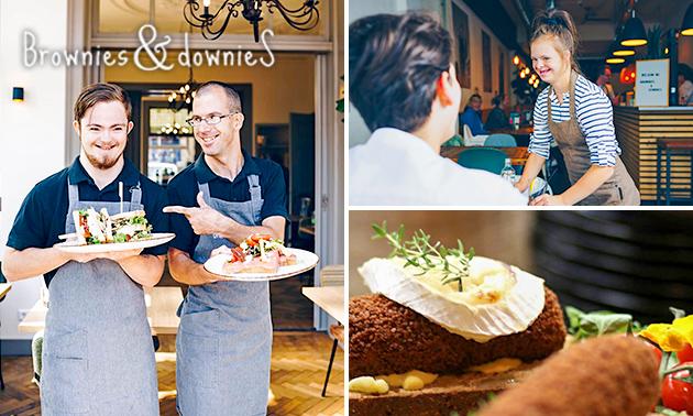 Luxe lunchplank bij Brownies&downieS Sint-Oedenrode