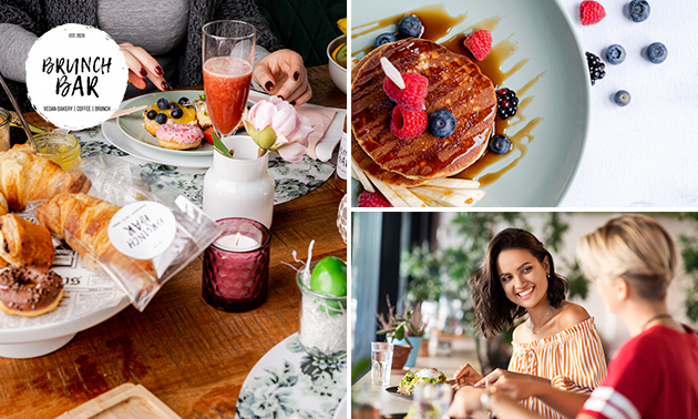 Uitgebreid ontbijt bij Brunchbar in hartje Heerlen