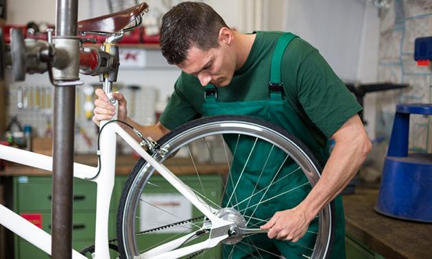Onderhoudsbeurt voor jouw fiets of anti-lekbanden