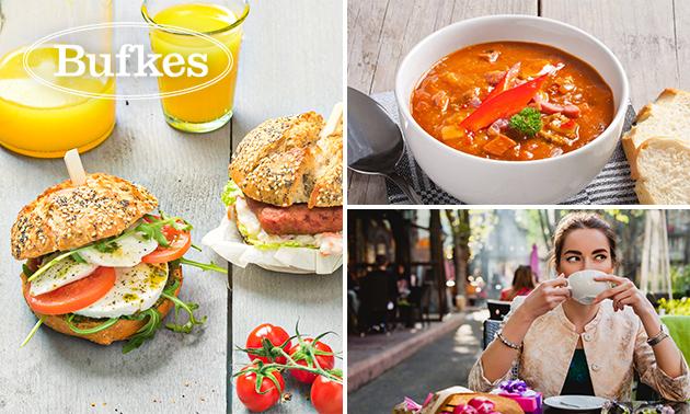 Afhalen: luxe lunch bij Bufkes Den Bosch