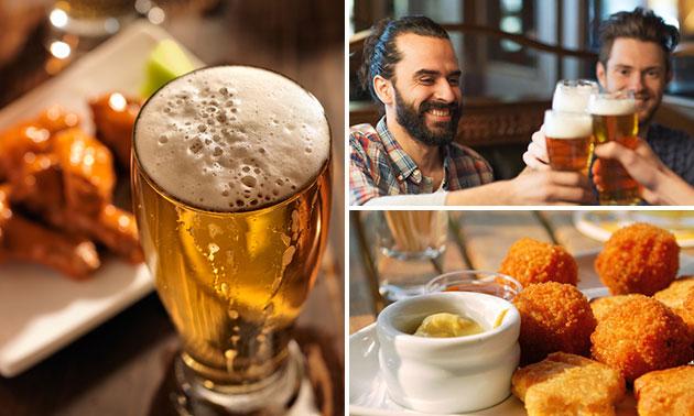 High beer (4 bieren + hapjes) bij Café de Bolle