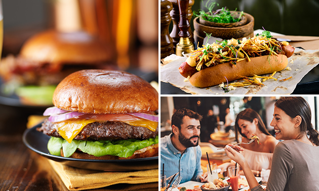 Café-Restaurant The Best Snacks