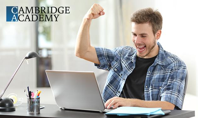 Online cursus Engels (12, 24 of 36 maanden)