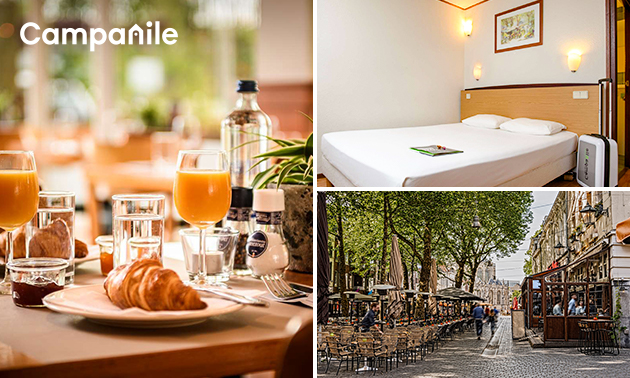 Campanile Hotel Breda