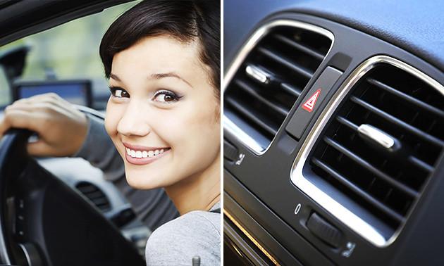 PKW Klimaanlagen-Check bei CAR-AIX-PRESS