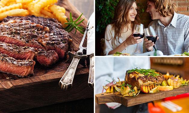 3-gangen keuzediner bij Carne Argentina