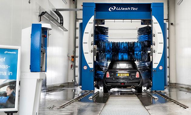 Autowasbeurt + lakbescherming