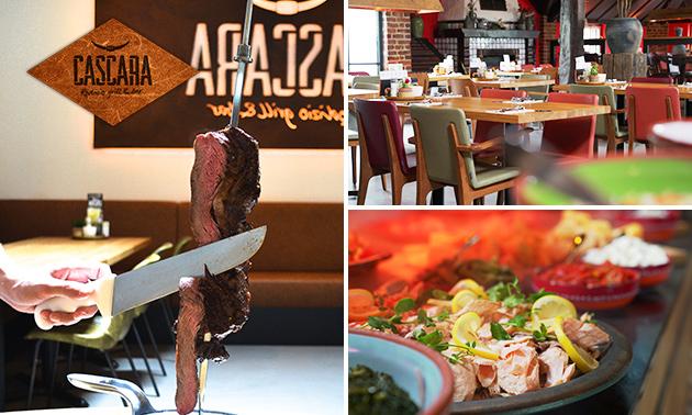 All-You-Can-Eat Braziliaans diner bij Rodizio