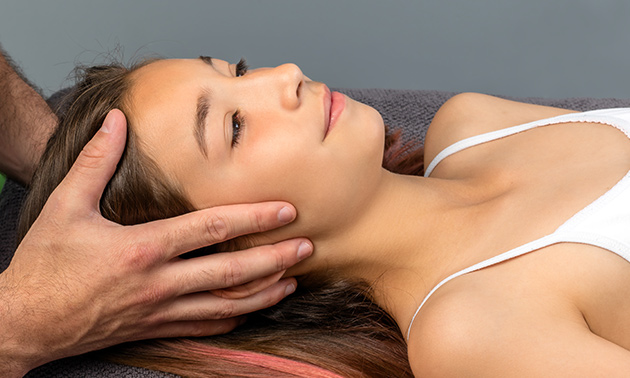 Energetische massage (60 of 75 min)