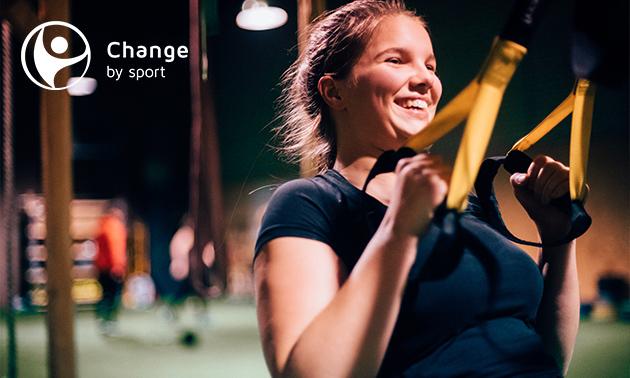1 maand onbeperkt bootcamp bij Change by Sport