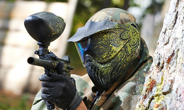 Checkpoint Charlie Paintball