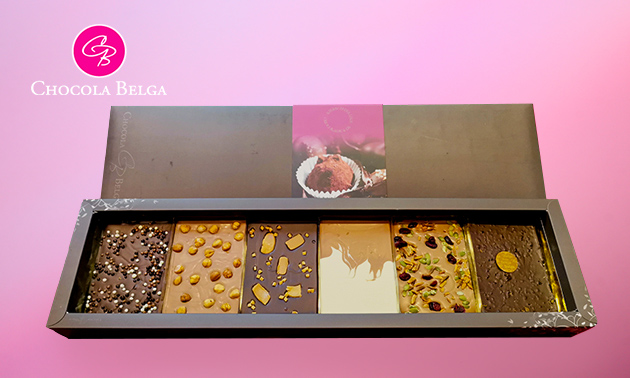 Chocolade van Chocola Belga