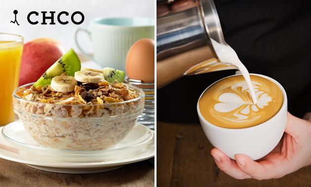 Ontbijt naar keuze + drankje(s) in hartje Hilversum