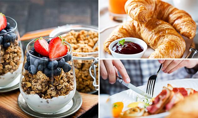 Ontbijt + 2 drankjes in hartje Rotterdam