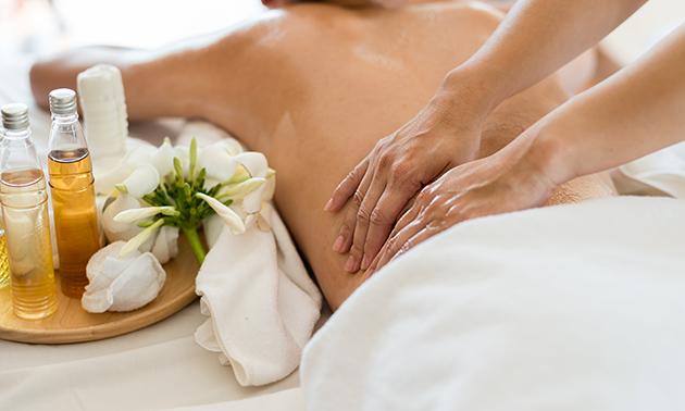 Thaise massage naar keuze