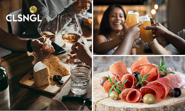High wine of high beer bij CLSNGL Food&Drinks