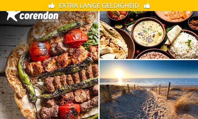 All-You-Can-Eat & Drink bij Corendon Zandvoort