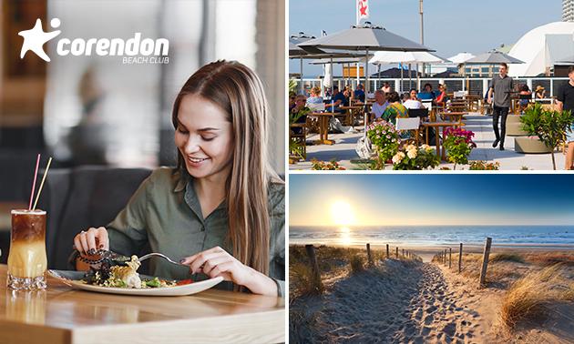 All-You-Can-Eat & Drink lunch (2 uur) bij Corendon Zandvoort