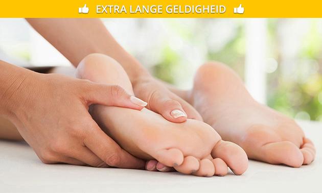 Voetreflexmassage + intake