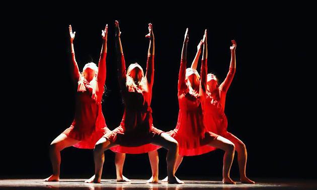 5 lessen in dansstijl naar keuze