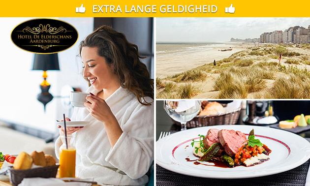 2 all-inclusive overnachtingen voor 2 in Zeeland
