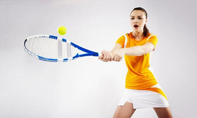 10 keer tennissen