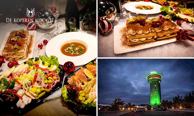 Afhalen: luxe salades + soep + dessert + fles prosecco