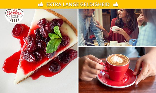 Koffiearrangement voor 2 personen
