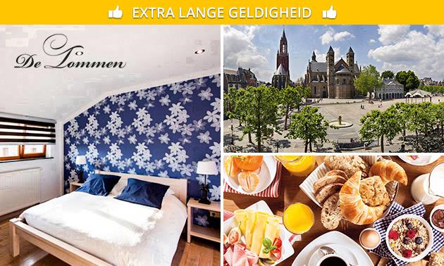 Overnachting(en) + ontbijt + cava voor 2 in Limburg