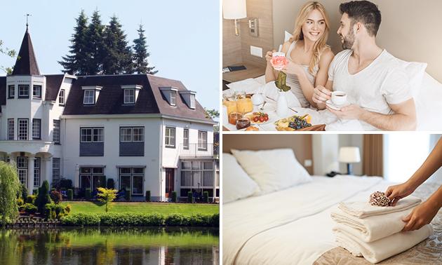 Overnachting(en) voor 2 + ontbijt nabij Zutphen