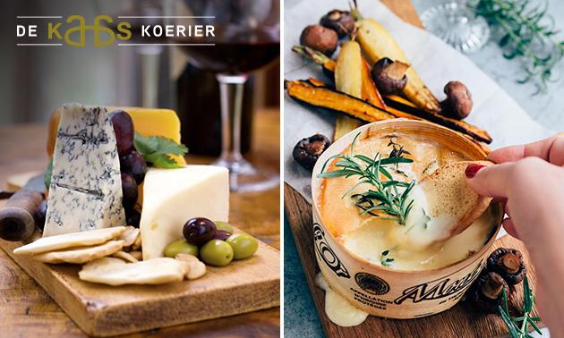 Waardebon voor kaas