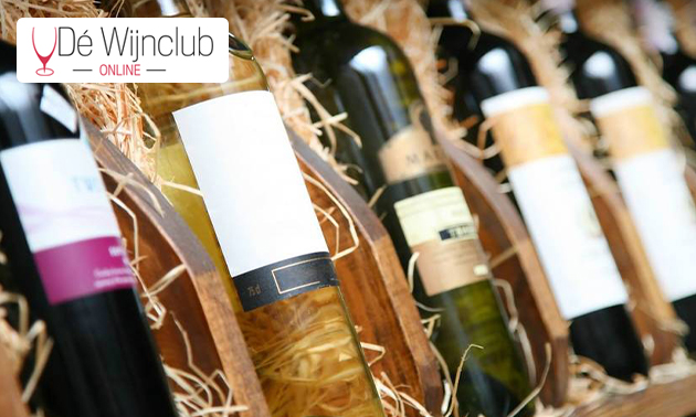 Wijnproeverij aan huis of waardebon voor wijn