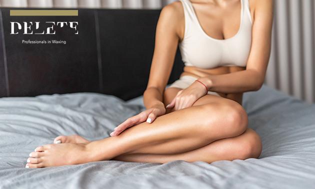 Brazilian waxbehandeling bij Delete Waxing Alkmaar