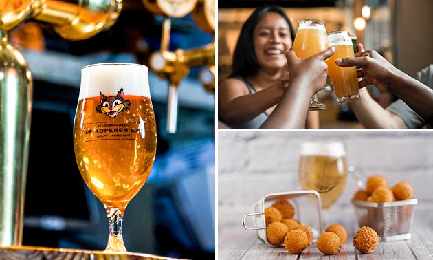 Afhalen: bierpakket naar keuze bij De Koperen Kat