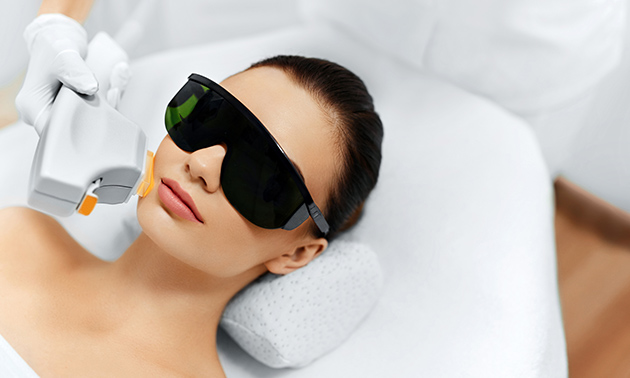 1 jaar onbeperkt laser-ontharingsbehandelingen