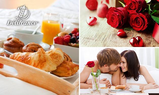 Délifrance woonboulevard breda xxl luxe liefdesontbijt voor 2