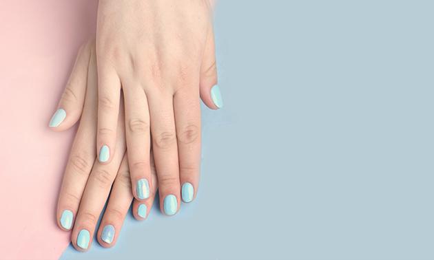 Gellak-behandeling voor je handen