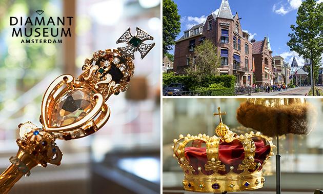 Entree Diamant Museum Amsterdam