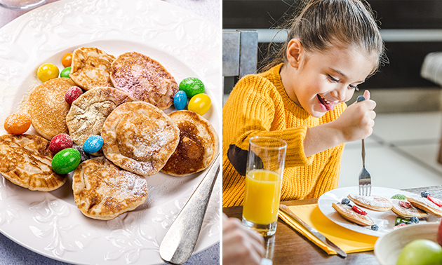 All-You-Can-Eat pannenkoeken of poffertjes (2 uur)