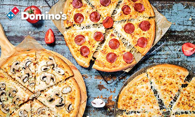 Domino's pizza naar keuze
