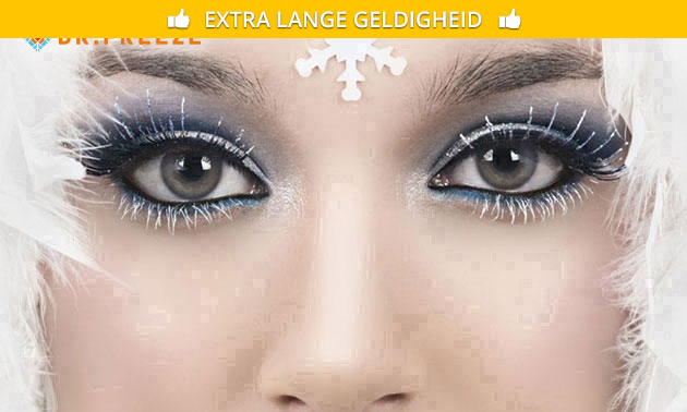 Cryoair-gezichtsbehandeling