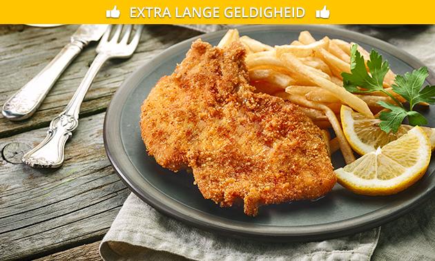 All-You-Can-Eat schnitzels bij De Gouden Leeuw