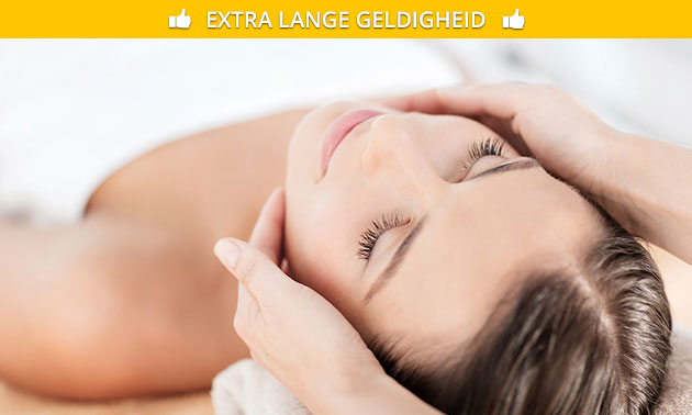 Huidverjongende gezichtsbehandeling (60 min)