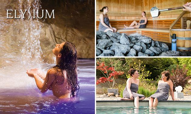 Gehele dag wellness + geurenreis-ritueel bij Elysium