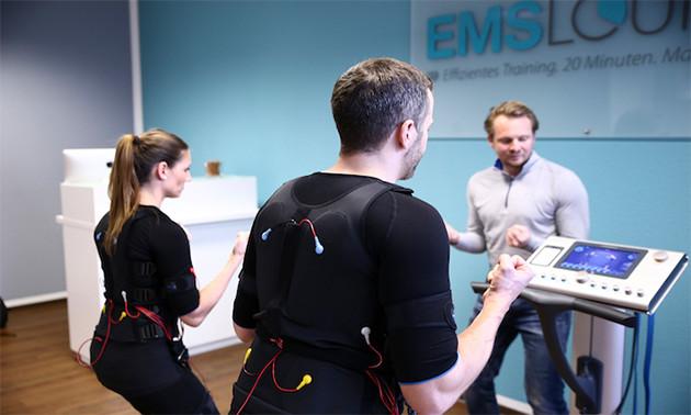 EMS-Trainings Einheiten