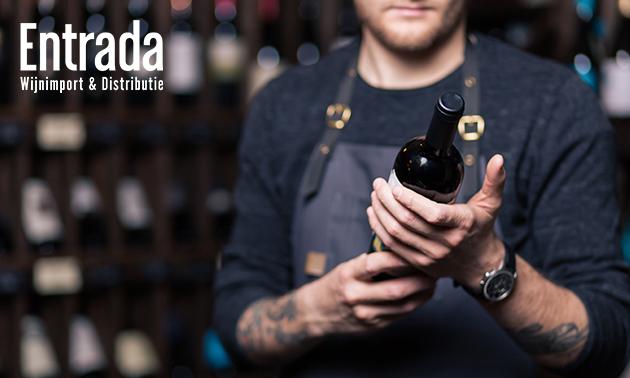 Thuisbezorgd of afhalen: 6, 9, 12 of 18 flessen wijn